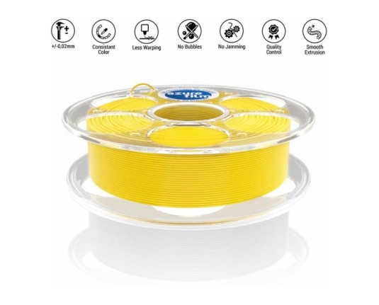 AzureFilm PLA Original Yellow