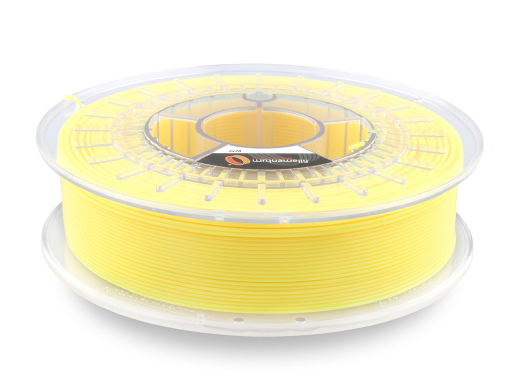 Fillamentum PETG Yellow