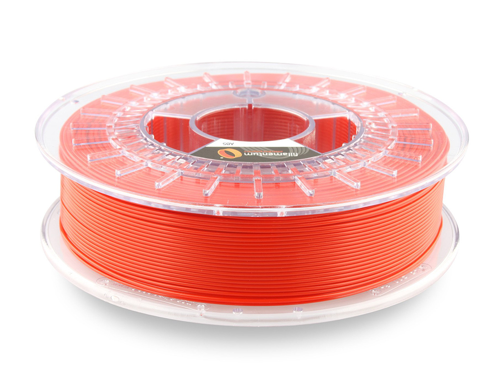 Fillamentum Filament ABS Extrafill Traffic Red